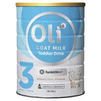 Oli6 Goat Milk Toddler Formula Stage 3 800g