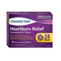 Chemists' Own Heartburn Relief 20mg 7 Tablets