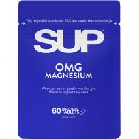Sup Omg Magnesium 60 Tablets