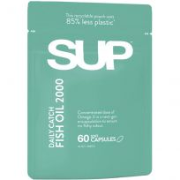 SUP Supplements Daily Catch Fish Oil 2000 60 Capsules
