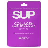 SUP Supplements Collagen Hair Skin & Nails Tablets 60 Pack