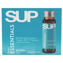 SUP Supplements Shot Daily Essentials 8 x 50ml Vials