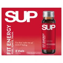 SUP Supplements Shot FIT Energy 8 x 50ml Vials