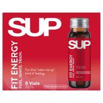 SUP Vitamins Shot FIT Energy 8 x 50ml Vials