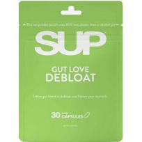 SUP Vitamins Gut Love Debloat 30 Capsules