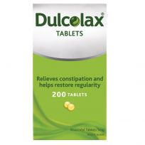 Dulcolax 200 Tablets