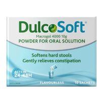 DulcoSoft Powder Oral Solution 10 Sachet Pack