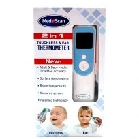 Medescan 2 in 1 Multi-Function Thermometer
