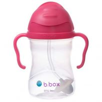 B.Box Sippy V2 Cup - Raspberry