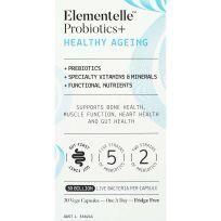 Elementelle Probiotics+ Healthy Ageing 30 Capsules