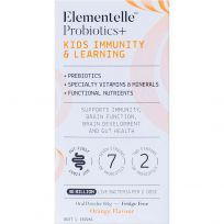 Elementelle Probiotics+ Kids Immunity & Learning Powder 60G