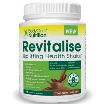 BodyCare Nutrition Revitalise Health Shake Chocolate 560g
