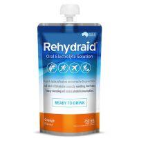 Rehydraid Electrolyte Orange 250ml