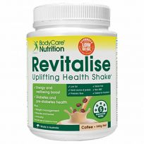 Bodycare Nutrition Revitalise Coffee 560g