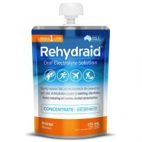 Rehydraid Electrolyte Orange Concentrate 100ml