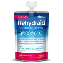 Rehydraid Electrolyte Apple Raspberry Concentrate 100ml