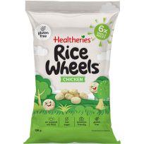 Healtheries Rice Wheels Chicken Flavour 6 x 20g
