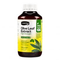 Comvita Olive Leaf Extract High Strength 120 Capsules
