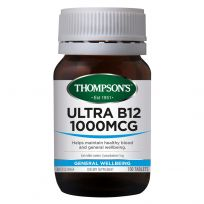 Thompson's Ultra B12 100 Tablets