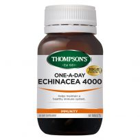Thompson's Echinacea 4000mg One-A-Day 60 Tablets