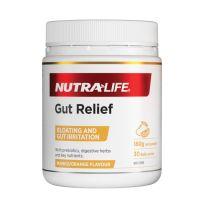 Nutra Life Gut Relief Powder Prebiotic 180g