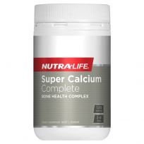 Nutra Life Super Calcium Complete 120 Tablets