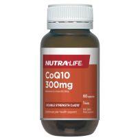 Nutra Life CoQ10 300mg 60 Capsules