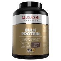 Musashi Bulk Protein Powder Chocolate Milkshake 2KG