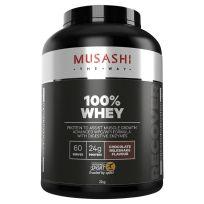 Musashi 100% Whey Chocolate 2Kg