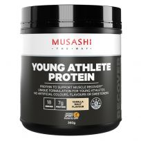 Musashi Young Athlete Protein Vanilla 360G