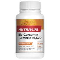 Nutra Life Bio Curcumin 16,500+ 60 Capsules
