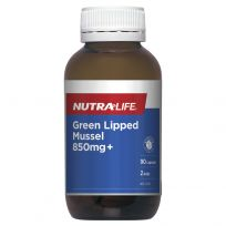 Nutra Life Green Lipped Mussel 90 Capsules