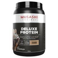 Musashi Deluxe Protein Tiramisu 900G