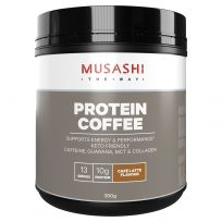 Musashi Fuel Protein Coffee 390g