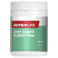 Nutra-Life Liver Guard 35000+ 100 Capsules