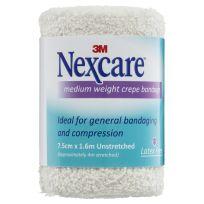 Nexcare Crepe Bandage 75mm x 1.6m
