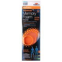 Neat Feat Advanced Memory Foam Insoles Men