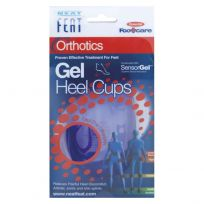 Neat Feat Gel Tech Heel Cups Large