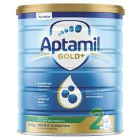 Aptamil Gold+ Stage 2 Follow On 900g