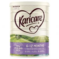 Karicare + Stage 2 Follow On Formula 900g