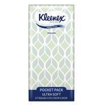 Kleenex Ultra Soft Pocket Tissues 1 Pocket Pack