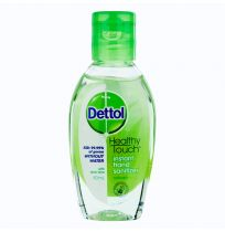 Dettol Instant Hand Sanitizer Refresh with Aloe 50ml