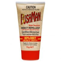 Bushman Heavy Duty Insect RepellentTube 75g