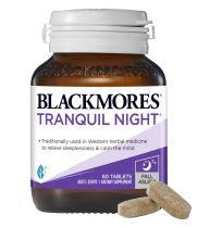 Blackmores Tranquil Night 60 Tablets