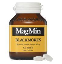Blackmores Mag Min 500mg 100 Tablets