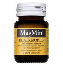 Blackmores Mag Min PBS 500mg 50 Tablets