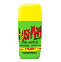 Bushman Insect Repellent Roll On 65g