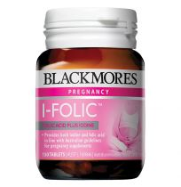 Blackmores I Folic 150 Tablets