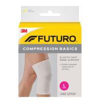 Futuro Knee Compression Basics Elastic Knit Support Large