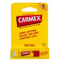 Carmex Lip Balm Original Click Stick SPF 15